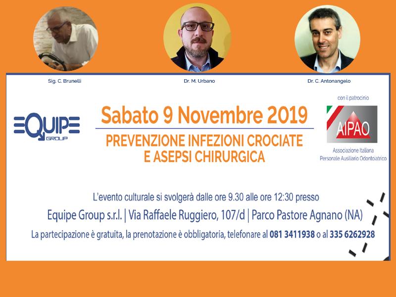 Evento Culturale 09/11/2019