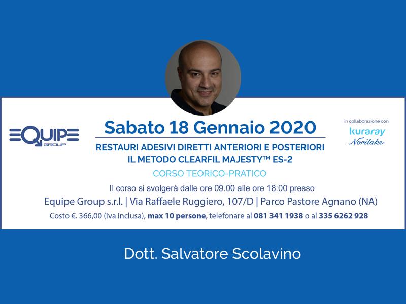 Evento Corso 18/01/2020