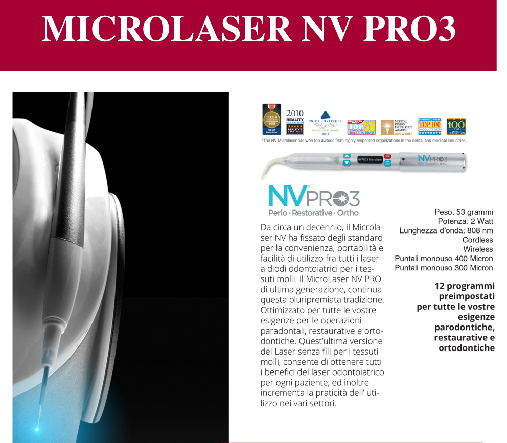 Microlaser NV PRO3